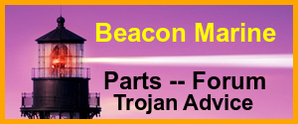 Beacon Marine - Trojan Boats - Trojan Parts and Forum